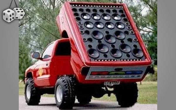 Speaker Box : You Drive What