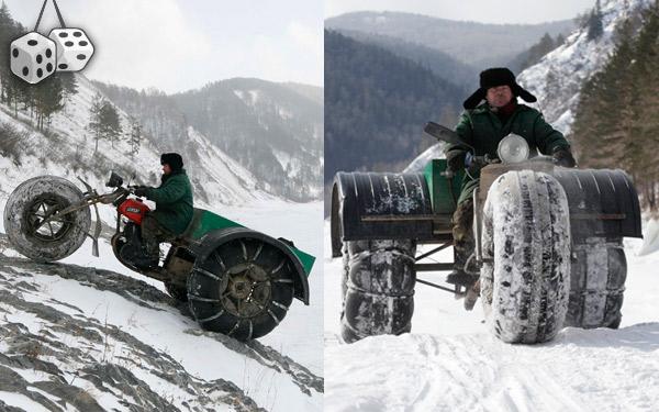 SnowRussia