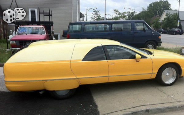 Ugly Car Of The Year : You Drive What
